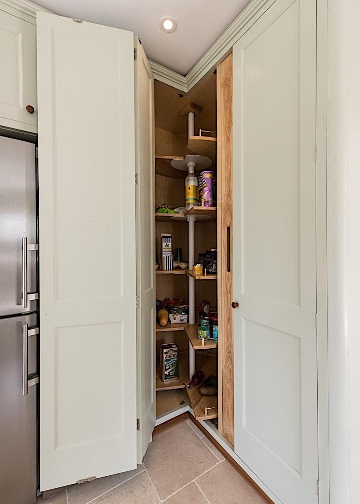 Farmhouse style bespoke kitchen