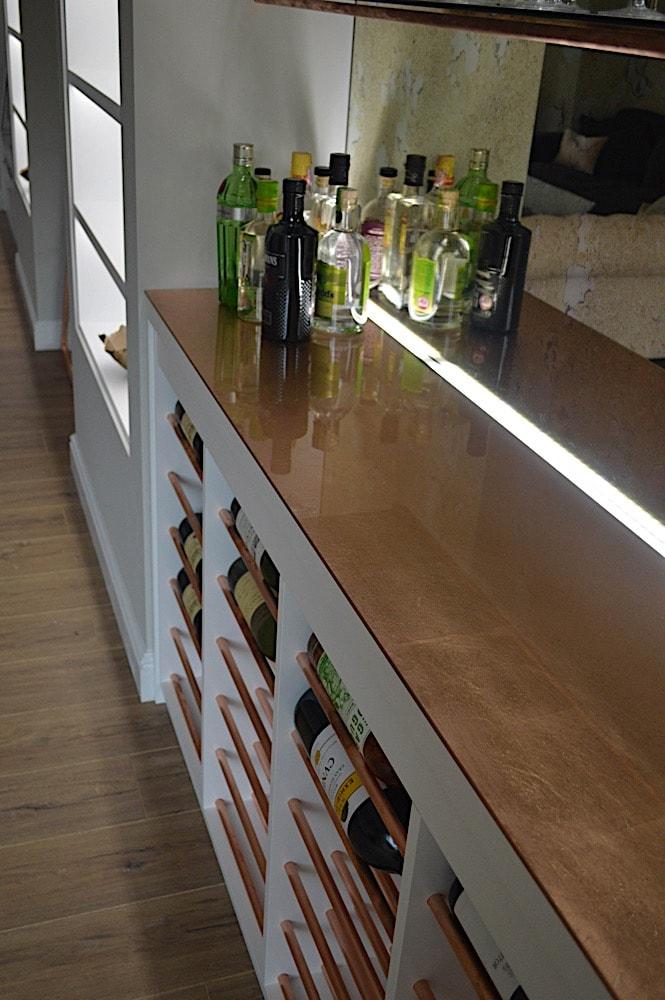 Lounge refit